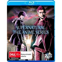 Supernatural Anime Blu-ray...