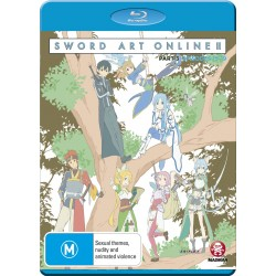 Sword Art Online 2 Part 3 Blu-ray