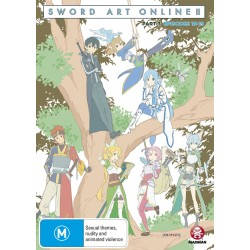 Sword Art Online 2 Part 3 DVD