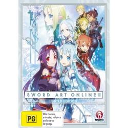 Sword Art Online 2 Part 4 Blu-ray...