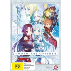Sword Art Online 2 Part 4 DVD...
