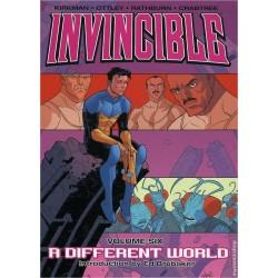 Invincible V06 Different World