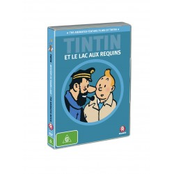 Tintin and the Mystery of Shark Lane