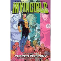 Invincible V07 Threes Company