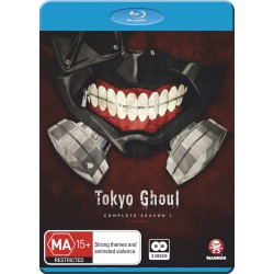 Tokyo Ghoul Season 1 Uncut...