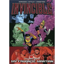 Invincible V08 My Favorite Martian