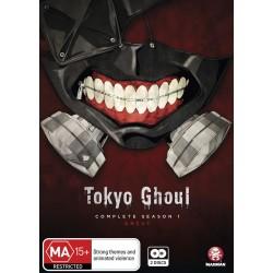 Tokyo Ghoul Season 1 Uncut DVD...