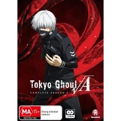 Tokyo Ghoul Va Season 2 DVD