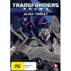 Transformers Prime Disc 3