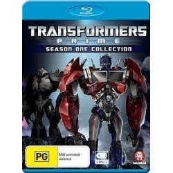 Transformers Prime Season 1...