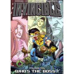 Invincible V10 Whos the Boss