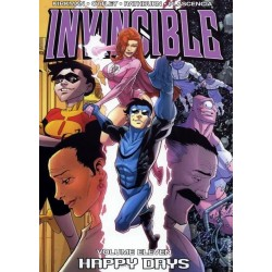 Invincible V11 Happy Days