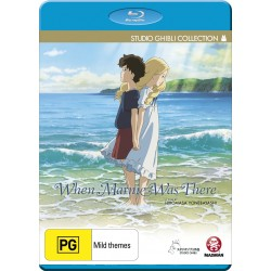 When Marnie Was There Blu-ray