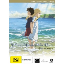 When Marnie Was There DVD
