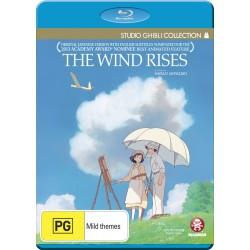 Wind Rises Blu-ray