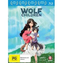 Wolf Children Blu-ray