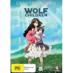 Wolf Children DVD Special Edition...
