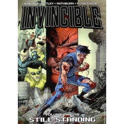 Invincible V12 Still Standing