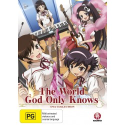 World God Only Knows OVA DVD...