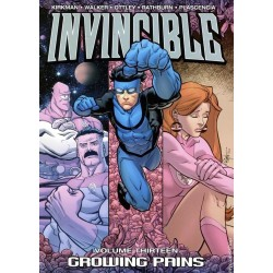 Invincible V13 Growng Pains