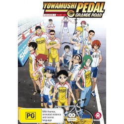 Yowamushi Pedal Season 2 Part 1...