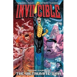 Invincible V14 The Viltrumite War