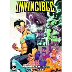 Invincible V15 Get Smart
