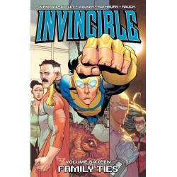 Invincible V16 Family Ties