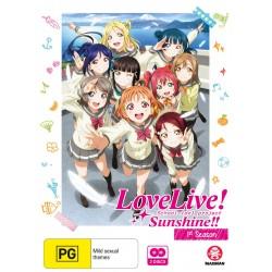 Love Live! Sunshine!! Season 1 DVD