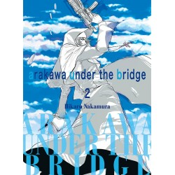Arakawa Under the Bridge V02
