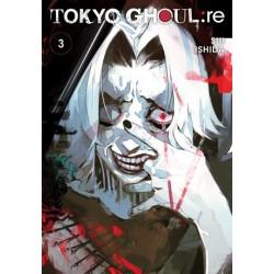 Tokyo Ghoul:Re V03