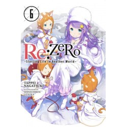 ReZero Novel V06 Starting Life in...
