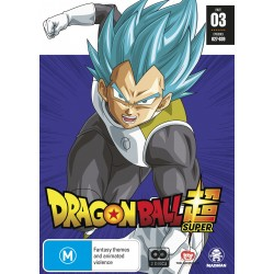 Dragon Ball Super Part 3 DVD Eps...