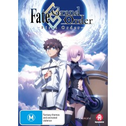 Fate/Grand Order First Order DVD