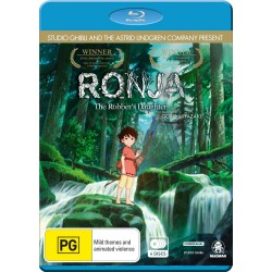 Ronja the Robbers Daughter Blu-ray