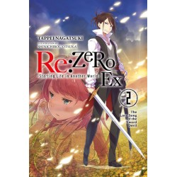 ReZero Ex Novel V02 The Love Song...