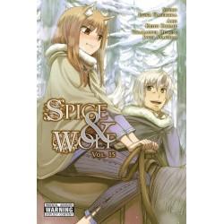 Spice & Wolf Manga V15