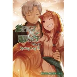 Spice & Wolf Novel V19 Spring Log II