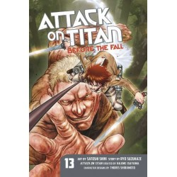 Attack on Titan Before the Fall V13
