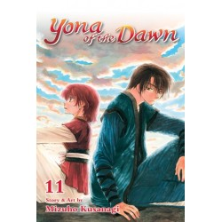 Yona of the Dawn V11
