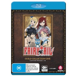 Fairy Tail Guild Collection 1...