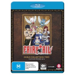 Fairy Tail Guild Collection 2...