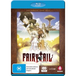 Fairy Tail Zero Blu-ray