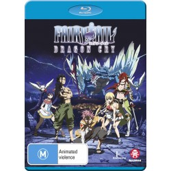 Fairy Tail Movie Dragon Cry Blu-ray
