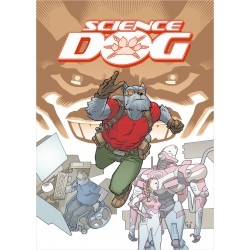 Science Dog Hardcover V01
