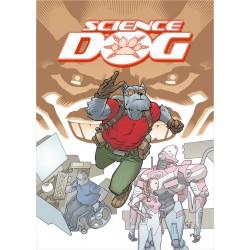 Science Dog Hardcover V01