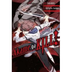 Akame Ga Kill! V14