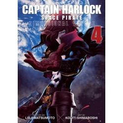 Captain Harlock Space Pirate...