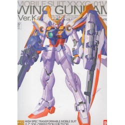 1/100 MG Wing Gundam XXXG-01W Ver.Ka