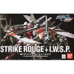 1/144 HG MSV K01 Strike Rouge & IWSP